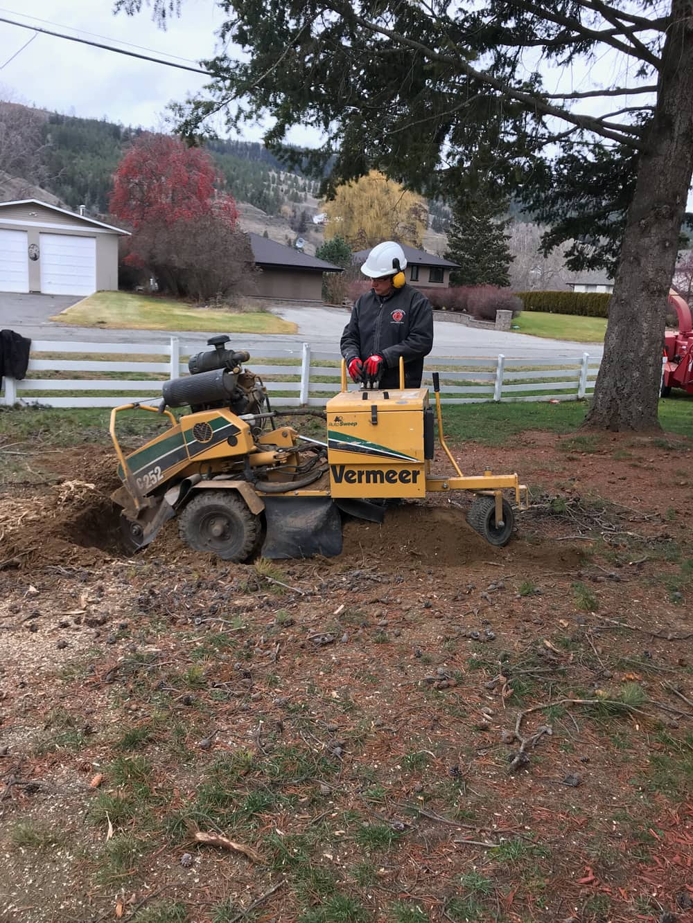 Stump Removal for Agriculture & Landscaping